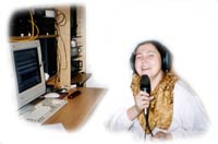 Eliza Łochowska, sopran; kliknij,żeby powiększyć...