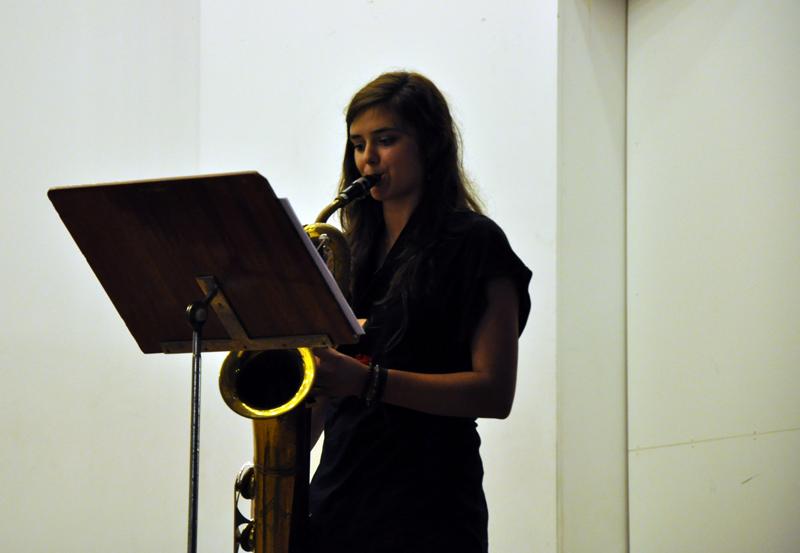 Wustęp w sali koncertowej PSM