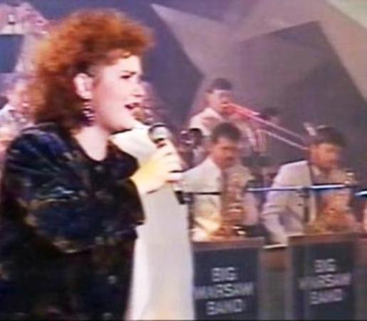 Big Warsaw Band i Lora Szafran