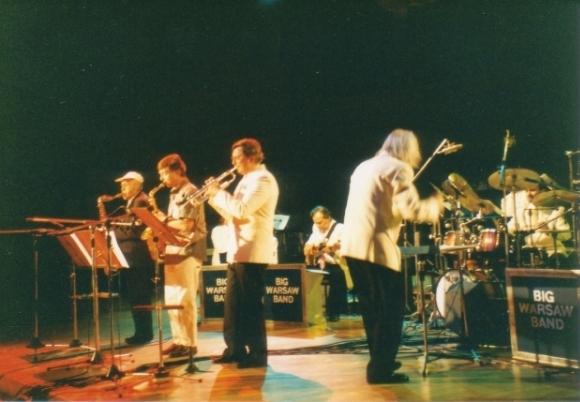 Big Warsaw Band oraz Jan Ptaszyn Wróblewski, Zbigniew Namysłowski, Tadeusz Nestorowicz.