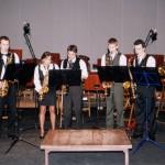 Płocki zespół saksofonowy