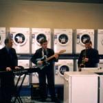 Otwarcie Salonu AGD, Stasio Psarski i Grzesio Kamiński