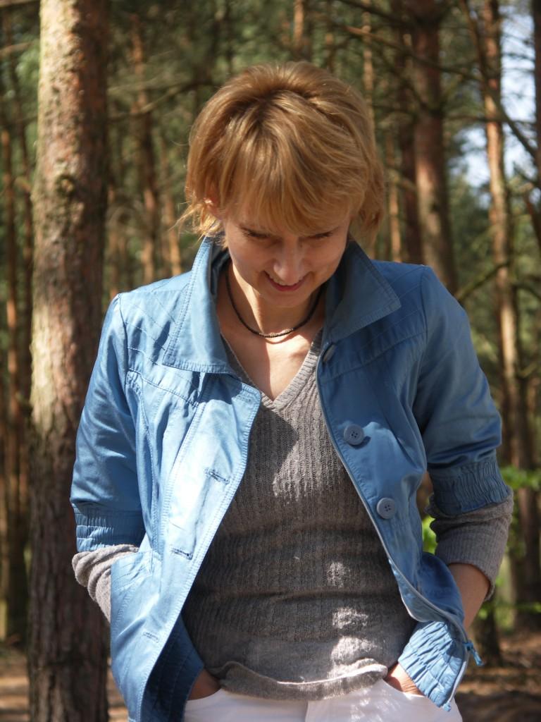 Marlena, koleżanka z roku, zjazd rocznika, Budy Lucieńskie.