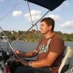 Na łodzi Sławka Świerzyńskiego, Bayer Full.
