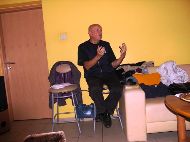 Reżyser filmu, Tadeusz Bystram